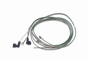 Fuel Tank Sender Wiring Harness w/ Optional 35.5 Gallon