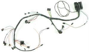 Dash Wiring Harness, 1965 Chevrolet Nova/ Chevy II