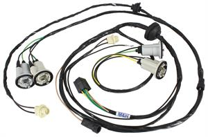 Rear Lamp Wiring Harness, 1974 Chevrolet Chevelle, El Camino