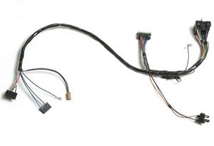 Dash/Instrument Cluster Wiring Harnesses, 1971 Chevrolet