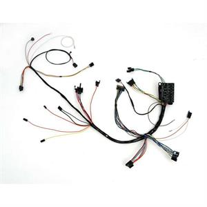 Console Wiring Harness, 1967 Chevy Impala