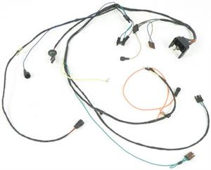 Engine Wiring Harness, 1970 Chevy Impala