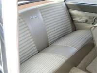 Seat Upholstery, Imported, 1964 Fairlane / 500 Seat Cover ...