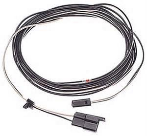 Power Antenna Wiring Harness, 1979 Chevy Corvette