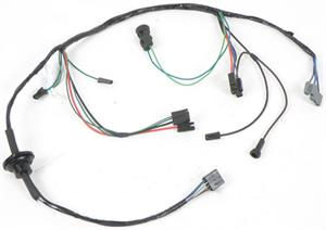 Air Conditioning Harness w/ Engine Compartment, 1977-78