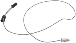 Ash Tray Lamp Wire w/ Fiber Optic, 1968-70 Pontiac GTO