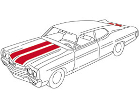 AutoObsession.com,1968-72 Chevelle Parts