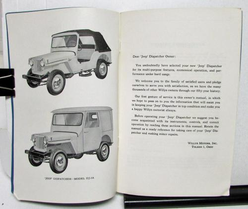 small resolution of 1956 dj 3a willys wiring diagram