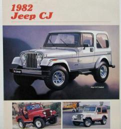 1981 jeep cj5 renegade [ 843 x 1000 Pixel ]
