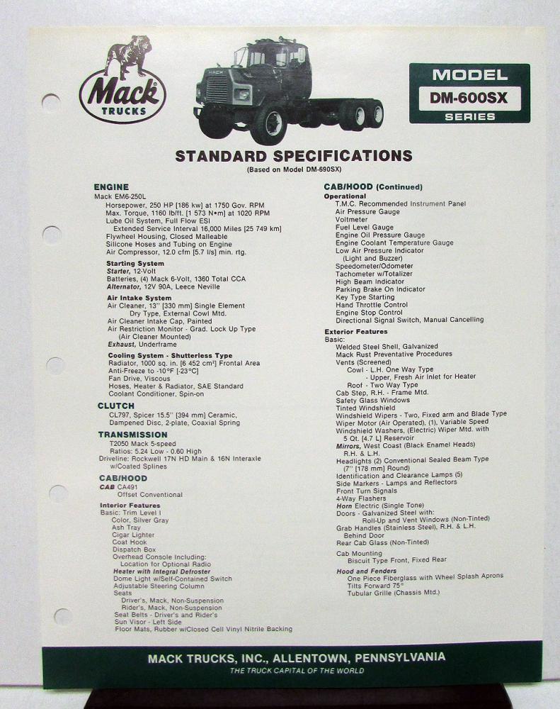 medium resolution of radiator 1995 mack rd690