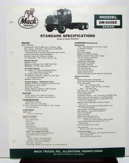 small resolution of radiator 1995 mack rd690