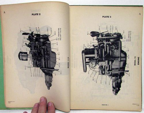small resolution of 1941 studebaker dealer master chassis parts catalog book sixes eights original