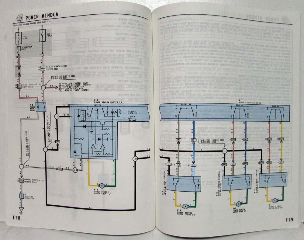 Electrical Wiring Diagram Toyota Corolla