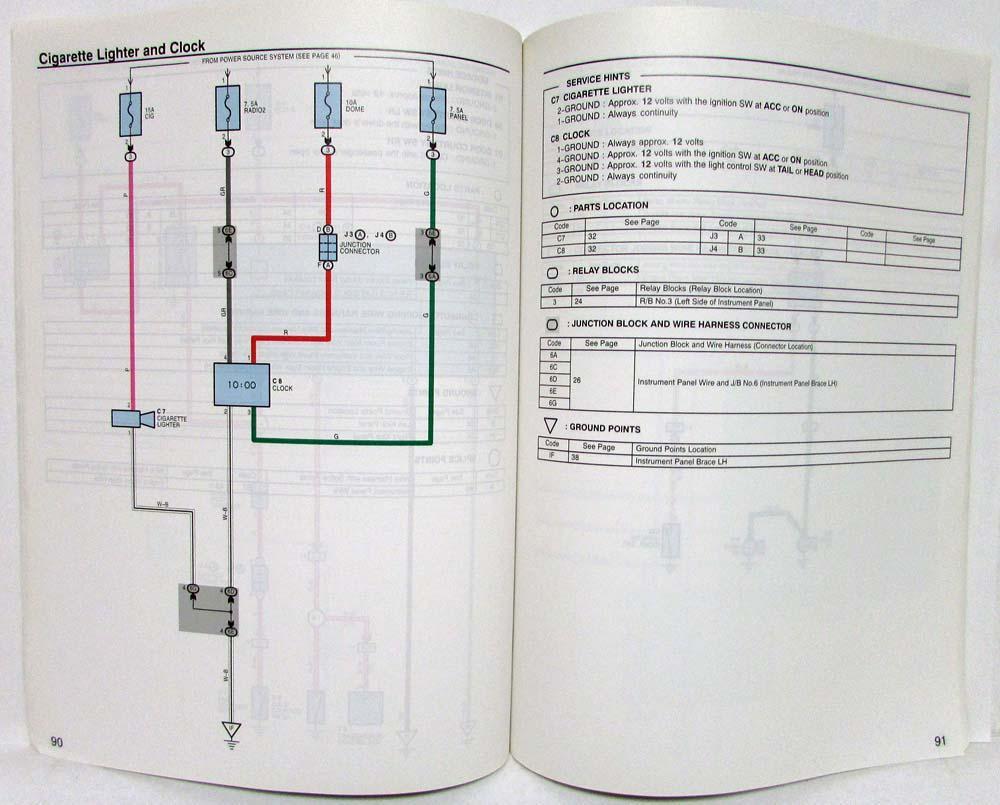 medium resolution of mr2 clock diagram