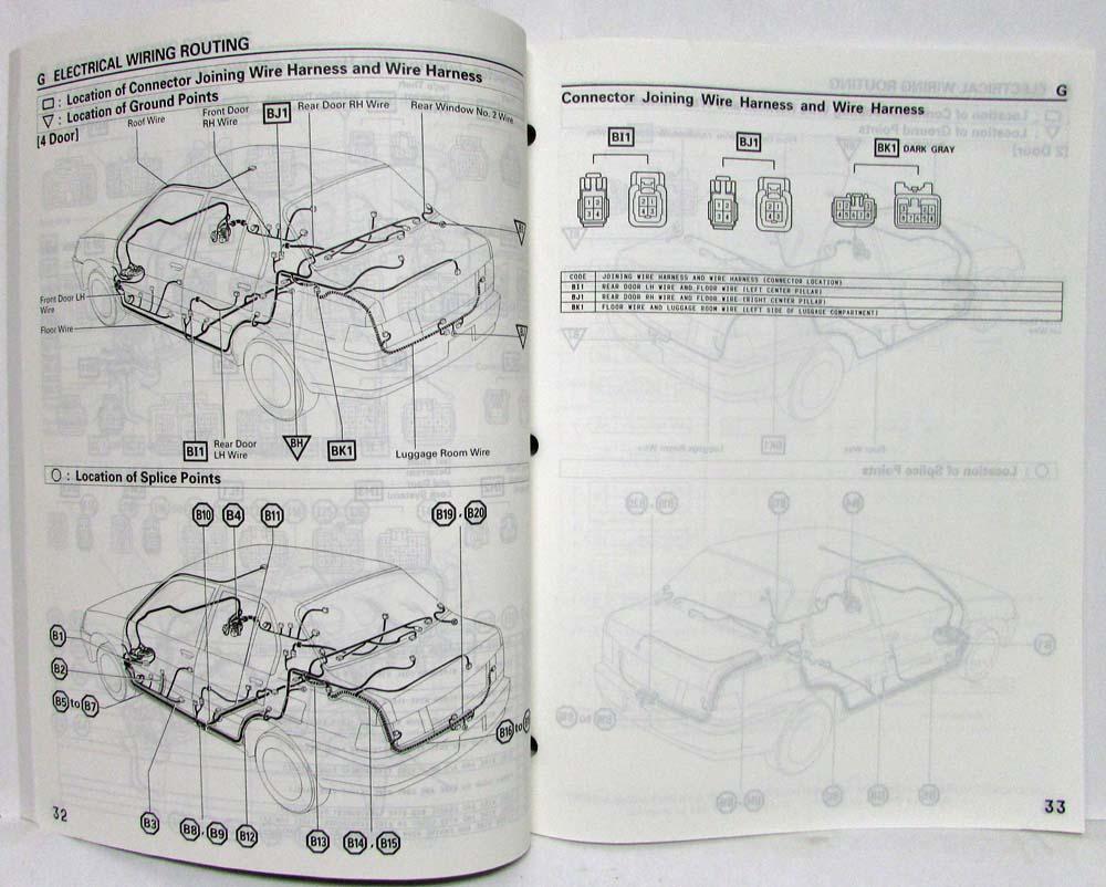 medium resolution of 1994 toyota tercel electrical wiring diagram manual
