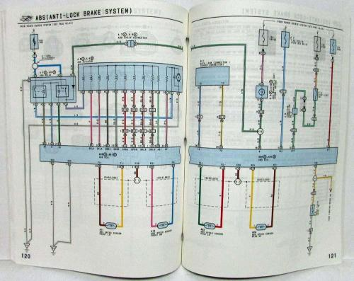 small resolution of 1993 toyota paseo electrical wiring diagram manual us canada 1992 toyota paseo wiring diagram