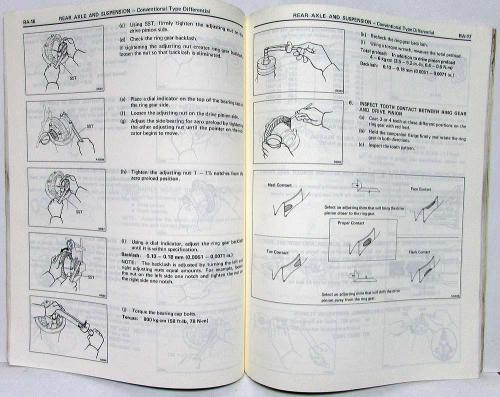 small resolution of 1985 toyota cressida station wagon repair manual electrical wiring diagram