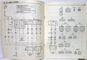 1985 Toyota Cressida Station Wagon Repair Manual