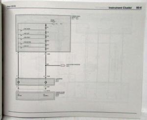 2016 Ford Flex Electrical Wiring Diagrams Manual