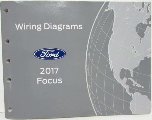 small resolution of 2017 ford focus st electrical wiring diagrams manual