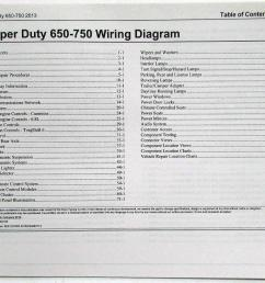2013 2014 ford f 650 750 super duty trucks electrical wiring diagrams manual [ 1000 x 816 Pixel ]