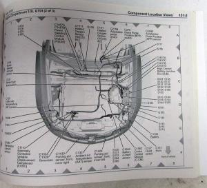 2013 Lincoln MKS Electrical Wiring Diagrams Manual