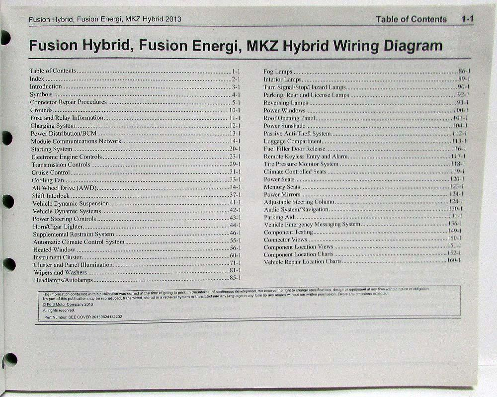 hight resolution of 2010 fusion hybrid fuse box diagram