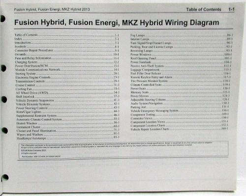 small resolution of 2010 fusion hybrid fuse box diagram