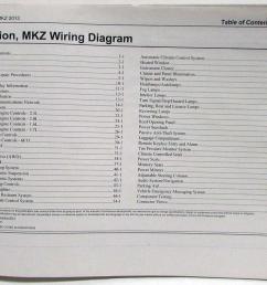 2013 lincoln mkx wiring diagram [ 1000 x 815 Pixel ]