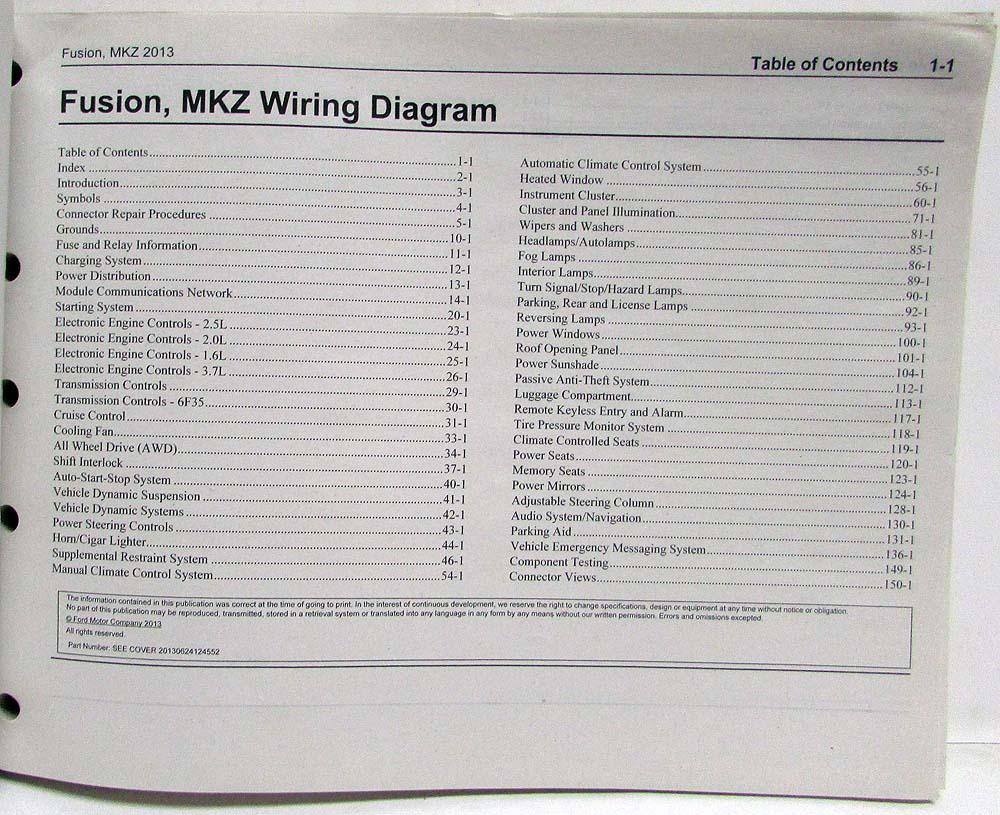 medium resolution of 2013 lincoln mkx wiring diagram