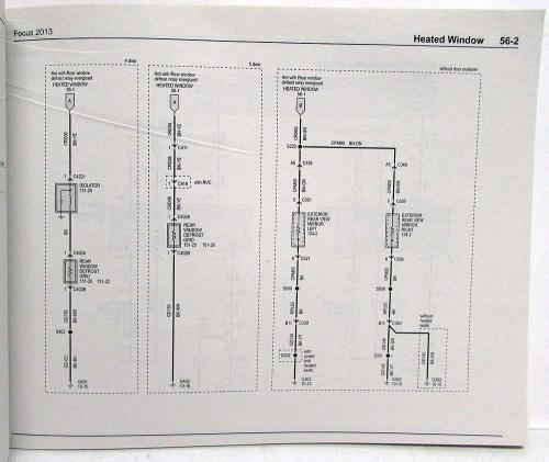 small resolution of 2013 ford wiring diagram