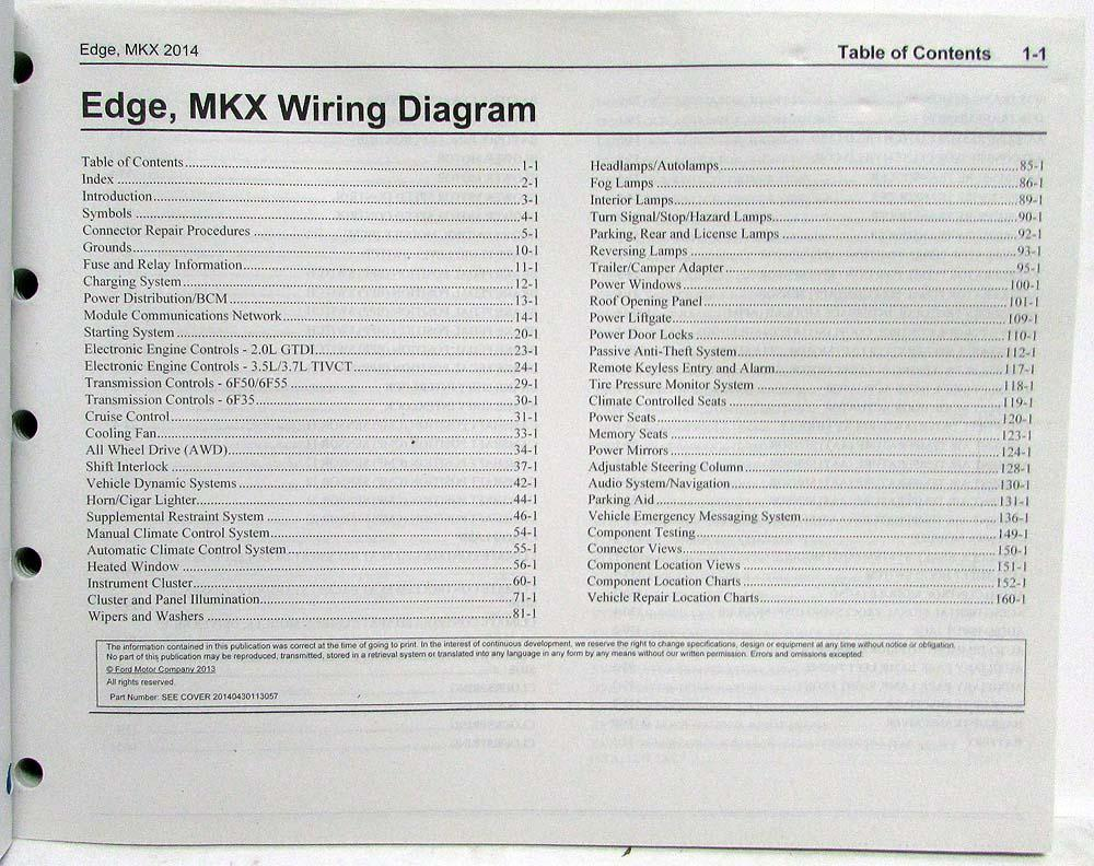 hight resolution of 2008 edge fuse box wiring diagram new2014 ford edge fuse box 10