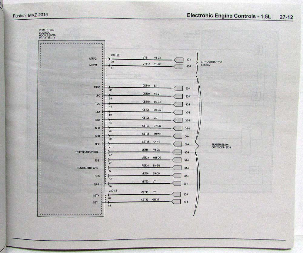 hight resolution of ford fusion wiring diagram pdf
