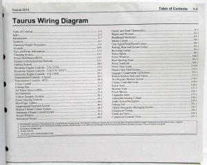 89 Ford Taurus Wiring Diagram   Wiring Library