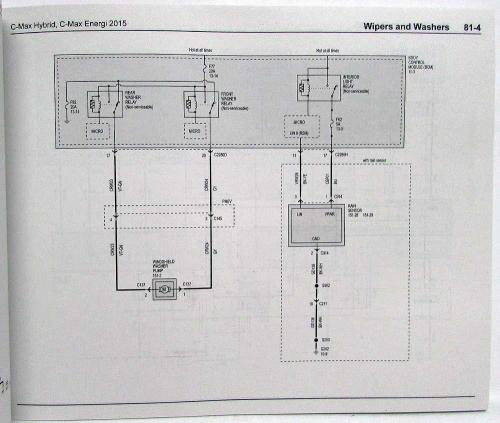small resolution of 2015 ford c max hybrid energi electric electrical wiring diagrams manualc max wiring diagram 21