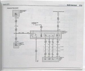 2015 Ford Fiesta Electrical Wiring Diagrams Manual