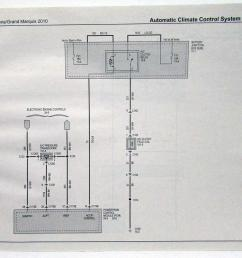 2010 ford crown victoria mercury grand marquis electrical wiring diagrams [ 1000 x 818 Pixel ]