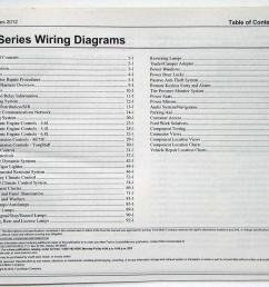 2012 ford econoline club wagon e series electrical wiring diagrams manual [ 1000 x 806 Pixel ]