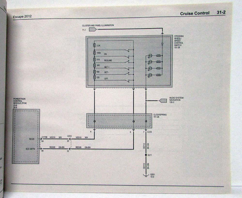 hight resolution of pg 55 ford escape wiring schematic
