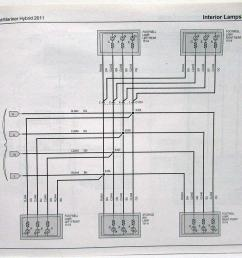 2011 ford escape mercury mariner hybrid electrical wiring diagrams manual [ 1000 x 841 Pixel ]
