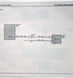 2009 ford expedition lincoln navigator electrical wiring diagrams manual [ 1000 x 805 Pixel ]
