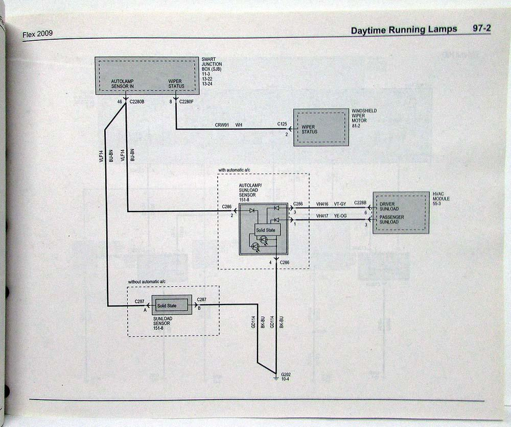 medium resolution of ford flex airbag wiring diagram my wiring diagram 2010 ford flex wiring diagram