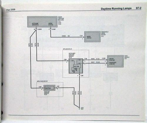 small resolution of ford flex airbag wiring diagram my wiring diagram 2010 ford flex wiring diagram