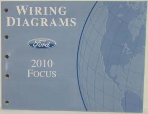 2010 Ford Focus Electrical Wiring Diagrams Manual