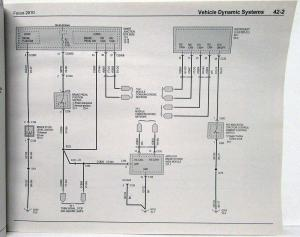 2010 Ford Focus Electrical Wiring Diagrams Manual