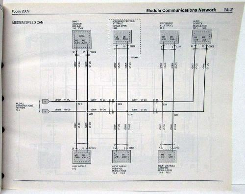 small resolution of ford focu wiring diagram 2009