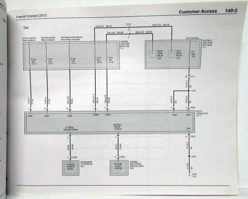 small resolution of ford van wire diagram