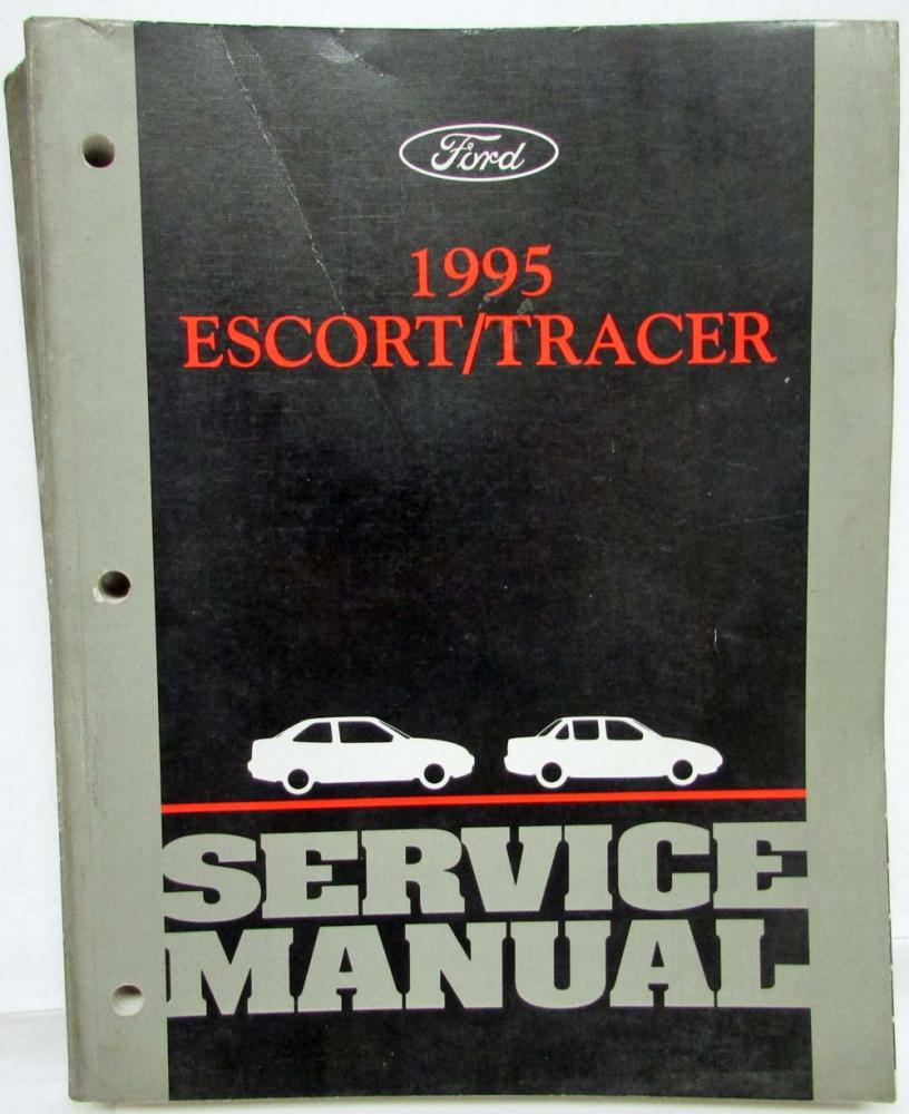 1995 Ford Escort Service Manual