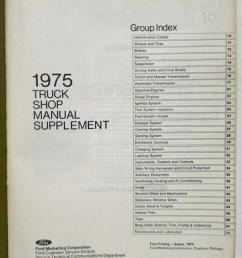 1974 ford wiring harnes [ 810 x 1000 Pixel ]