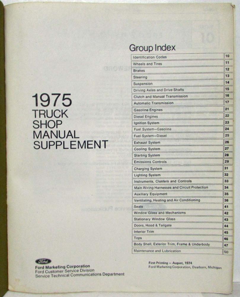 medium resolution of 1974 ford wiring harnes